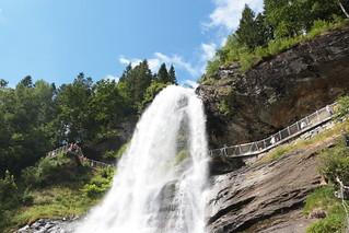 cascate di steinsdal   by viaggiculturalieuropa