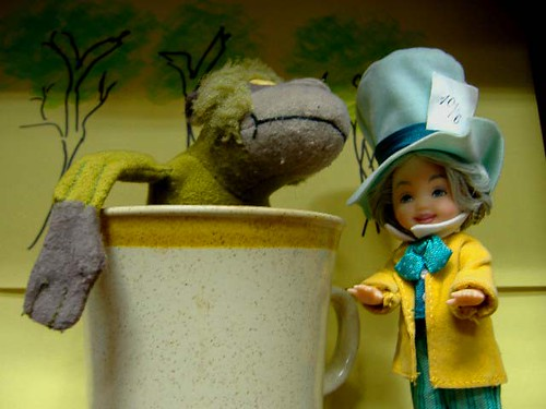 shades of brown and beige monkey | Shades of beige, Mad ...  |Monkeys Mad Hatter