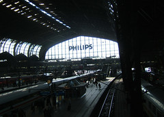 Hamburg hbf central hall