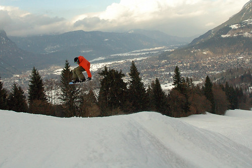 Randell hip in Garmisch | by Jeff Bernhard