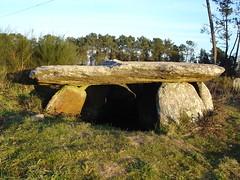 Mámoa Pedra da Arca | by Concello de Corcubión