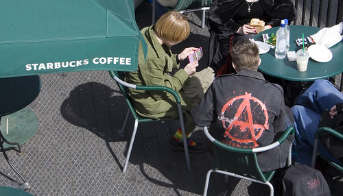 Anarchy in the UK | by nic0