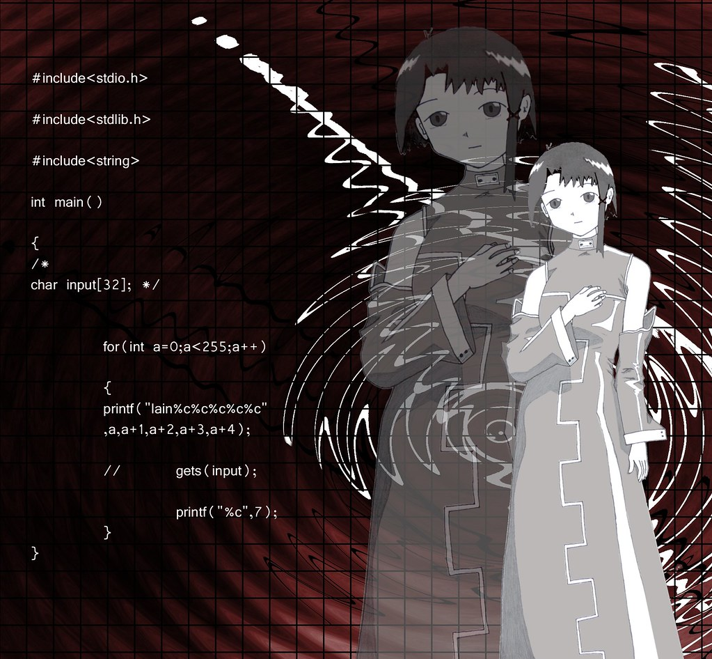 Buffer Overflow Anime - Wallpaper Images Android PC HD