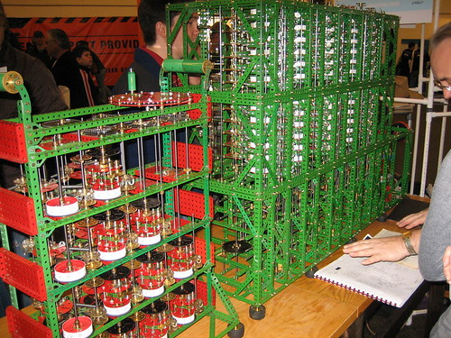 Meccano Difference Engine | by laurence