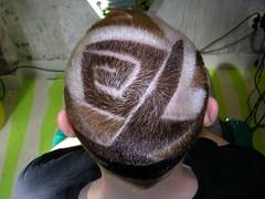 New Haircut   by gabemac