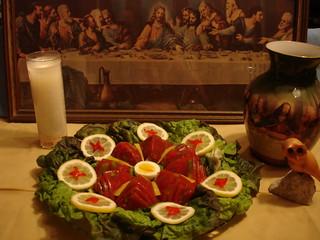 Molded Asparagus Salad: A religious experience