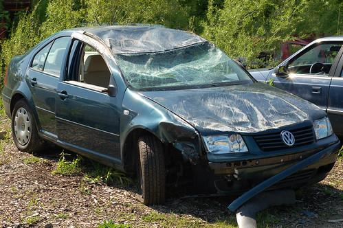 Jetta Broken Saturday April 29th I Was Driving And
