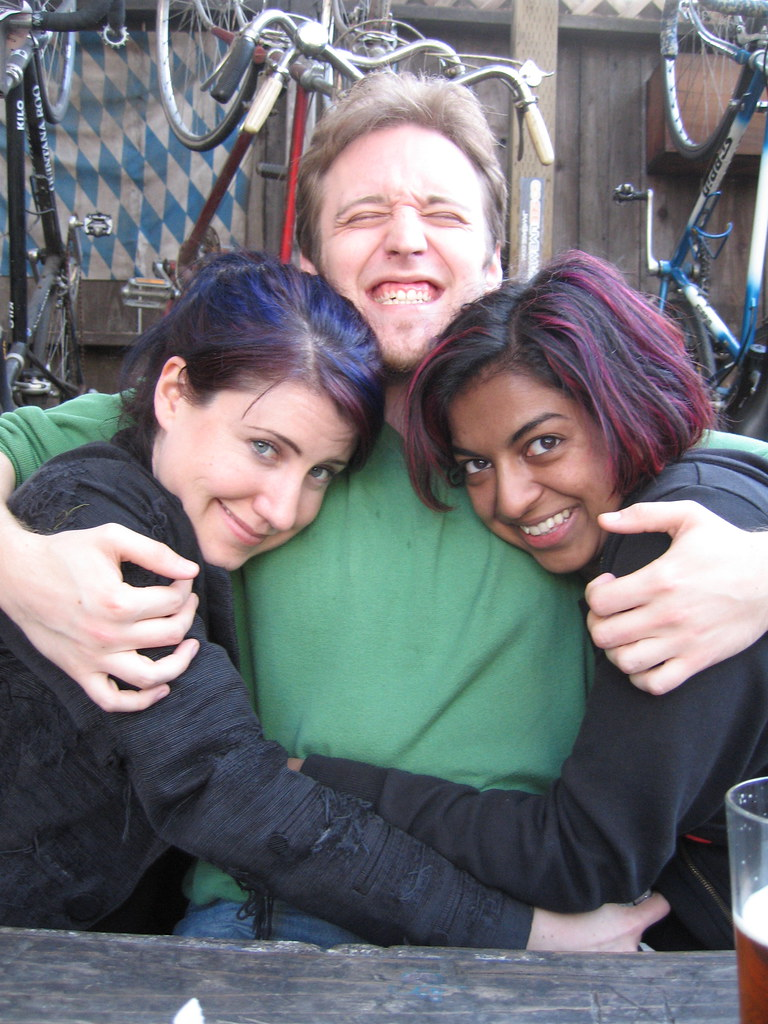 Trisha, Cody, and Michelle