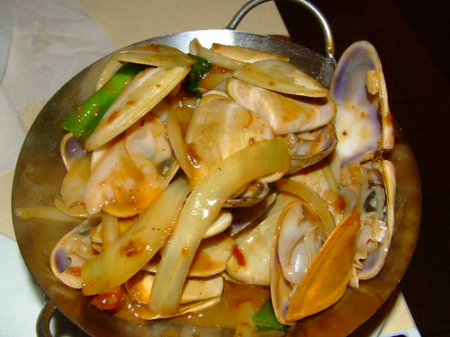 Pippies in XO Sauce   by Vanessa Pike-Russell