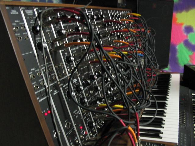ELP Tribute: Modular Synth