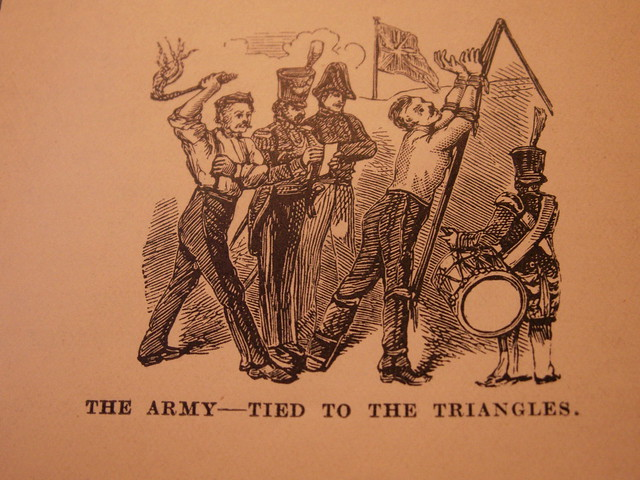 The Army  - Tied to the Triangles