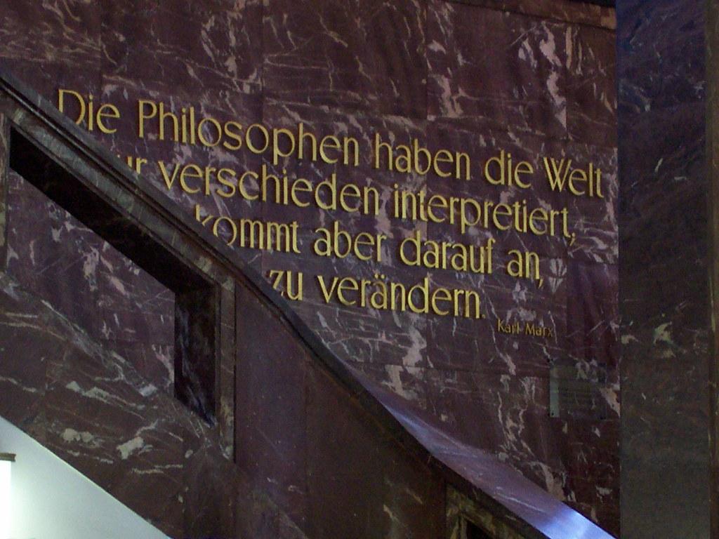 Die Philosophen Haben Die Welt