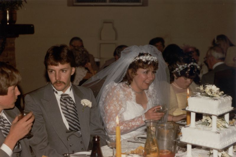 Wedding - May 1984