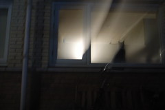 encounter at night