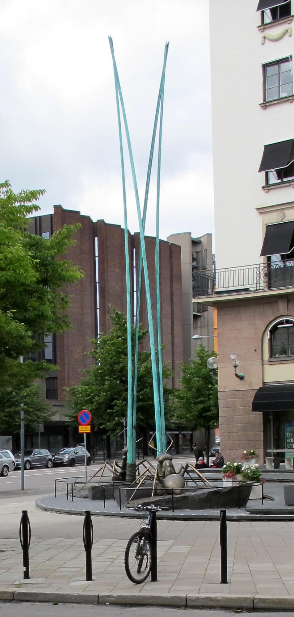 Hormigas gigantes Estocolmo