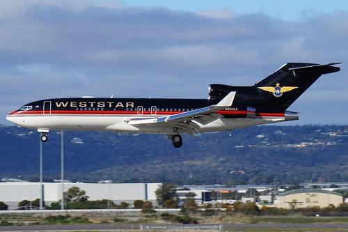 N800AK Weststar Aviation  Boeing B727-023