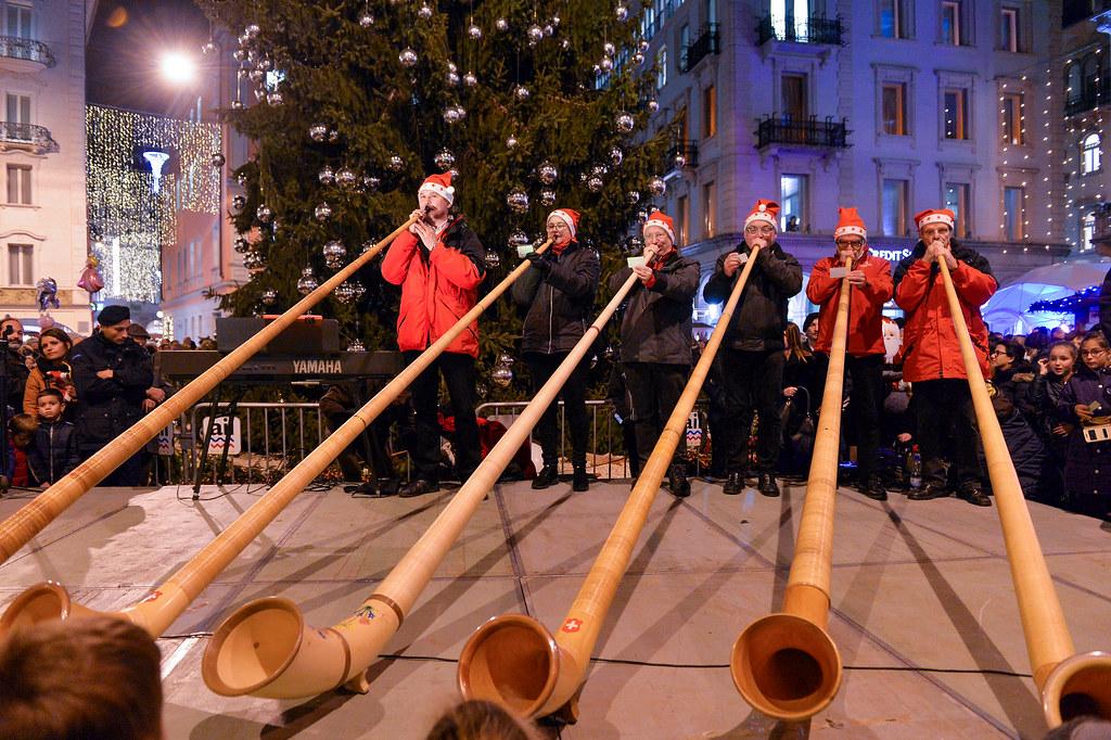 Decorazioni Natalizie Lugano.Natale In Piazza Luganoeventi