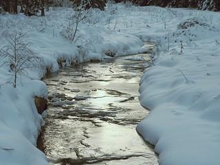 snow, ice, water   by michaelmueller410