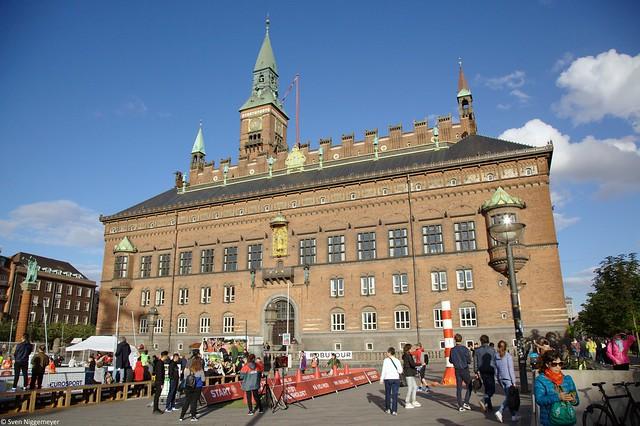 Rathaus Kopenhagen 25.06.17