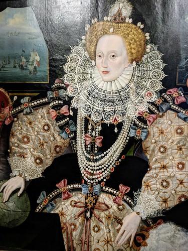 Armada portrait, Elizabeth I