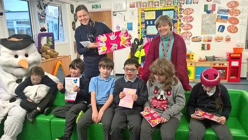 Teacher Elena and the Pink Class | by Somerset County Council
