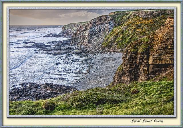 Cornish Coastal Evening