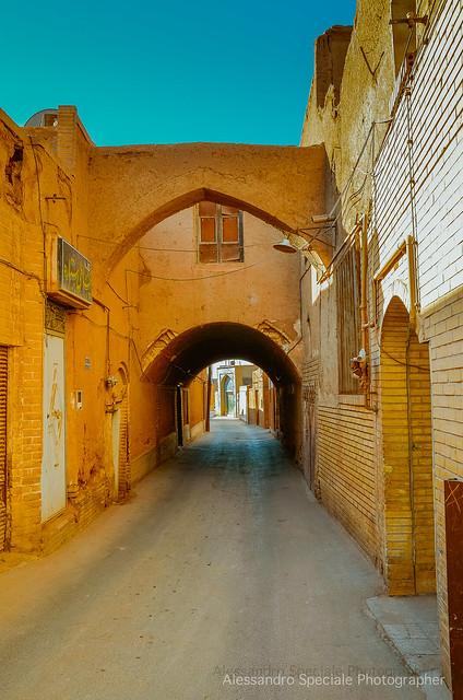 Yazd street