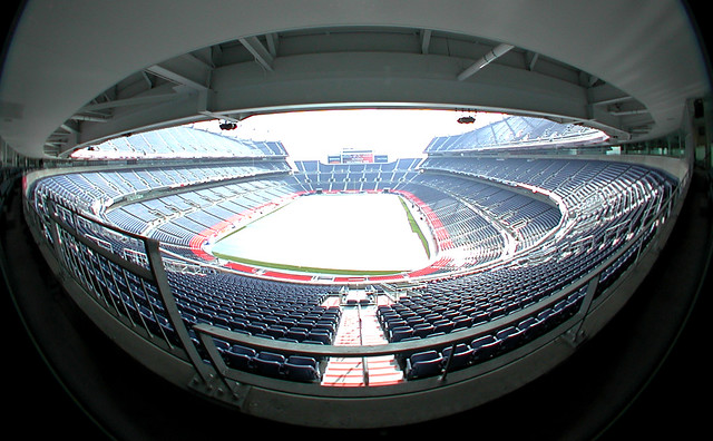 Inside Invesco Field At Mile High 2001