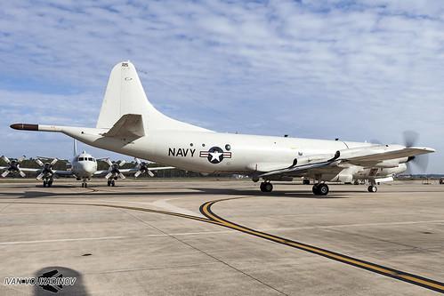 Lockheed P-3C AIP Orion 158225 VP-30 NAS Jacksonville | by Ivan Voukadinov