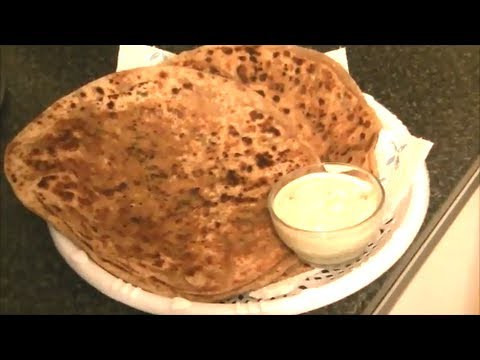 GOBI (CAULIFLOWER) PARATHA *COOK WITH FAIZA* | by tastyfood99