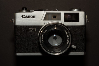 Canon QL 17 | by Andy Gudera