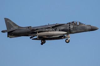 AV-8B 165420 MCAS Yuma WM | by finband76