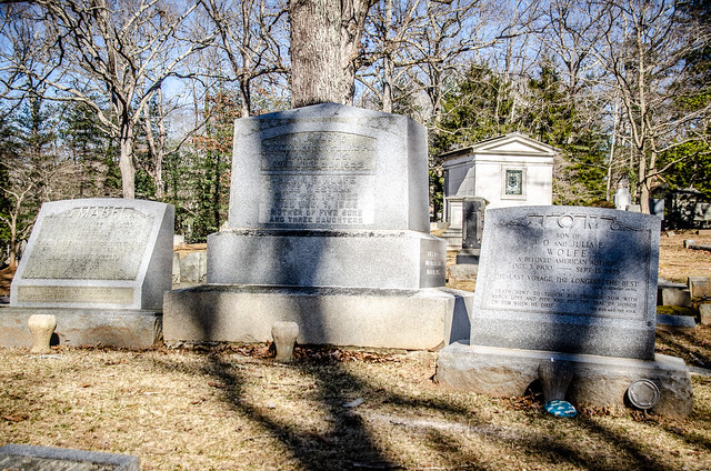 Wolfe Family Graves