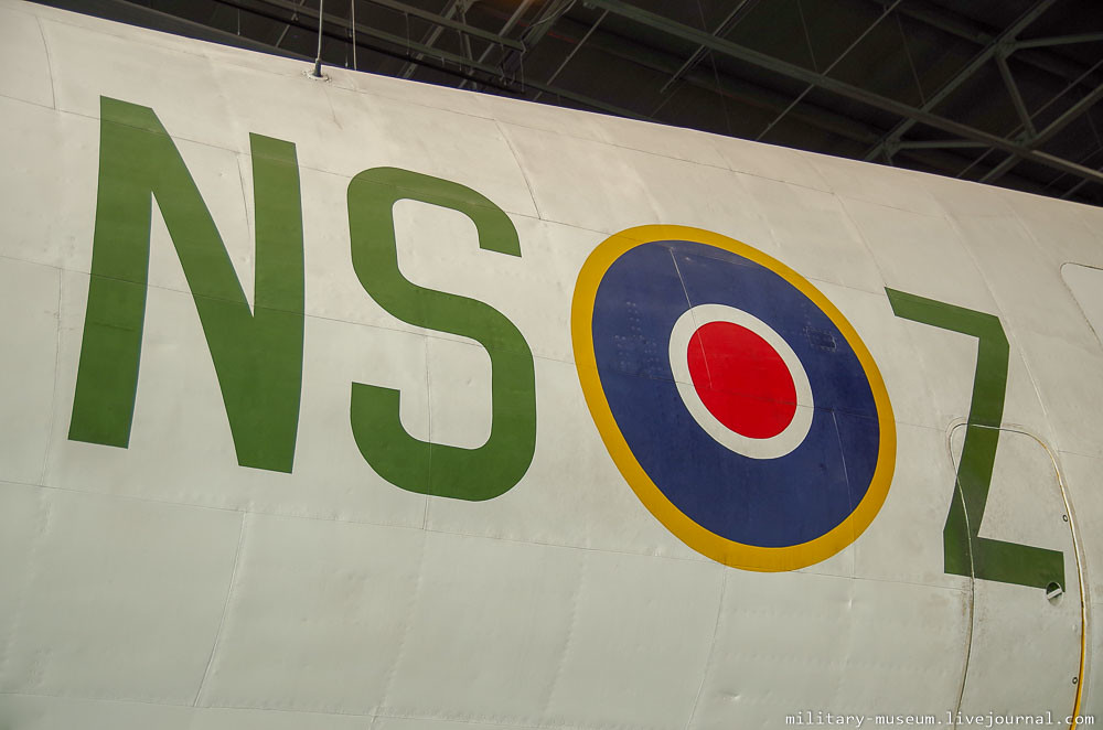Royal Air Force Museum London-32