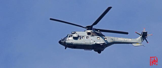 Eurocopter Super Puma/Cougar de l'Armée de l'air