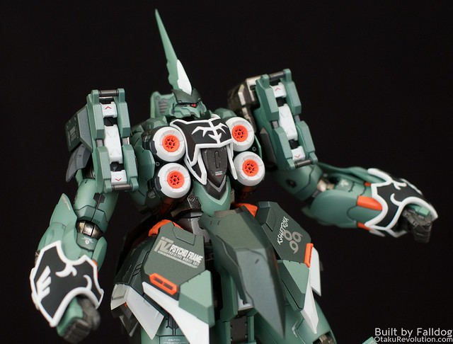 Steel Legend Metal Build Kshatriya 19
