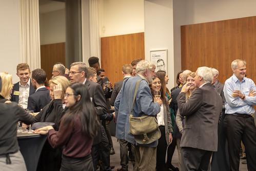 Jonathan Neale Maclaren presentation. photos by Alex Wilkinson Media