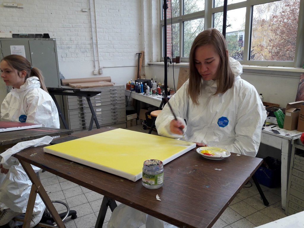 sessie 3 schilderen op doek (9)
