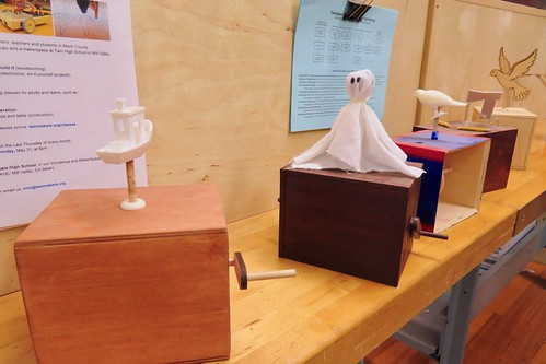 Automata at Tam Makers | by fabola
