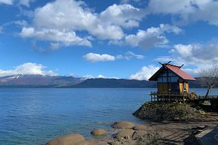 日本秋田單車行-田澤湖   by Johnson Wang