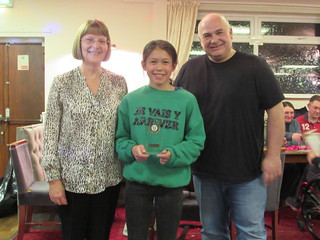 Faye Ball – Under 11 Endeavour