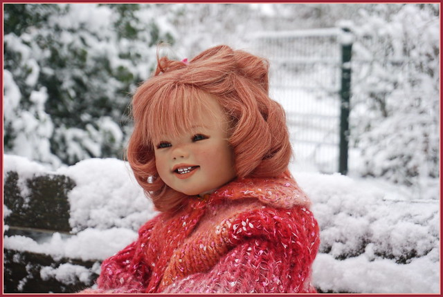 Sanrike ... ich hab den Schnee gesehen ...