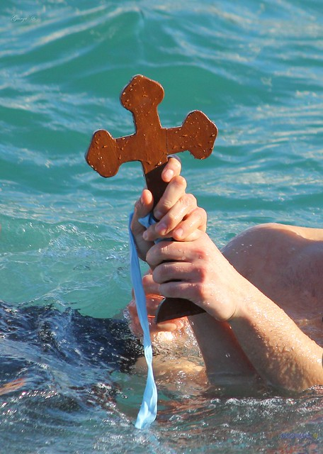 The winner takes the holy cross
