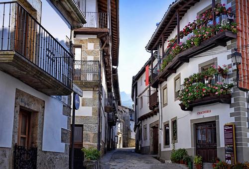 Street in Candelario | by Jocelyn777