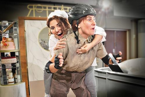 Tårtbagaren – Melissa och Cykelbudet