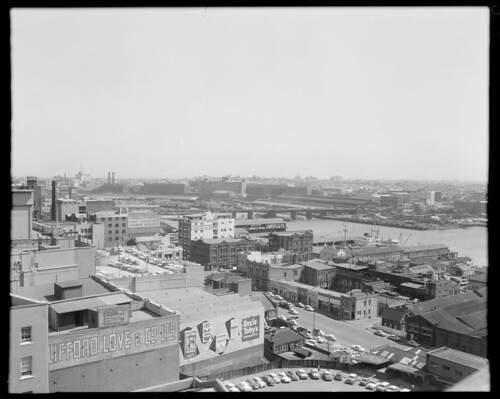 View of Sydney from Clarence St building Towards Pyrmont | by NSW State Archives and Records