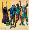 Migrants (1955) - Candido Portinari (1903 - 1962) by pedrosimoes7