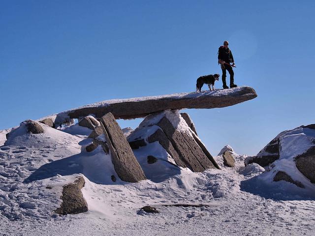 Cantilever Rock