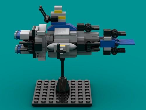 Magellan Class profile | by The Hydromancer