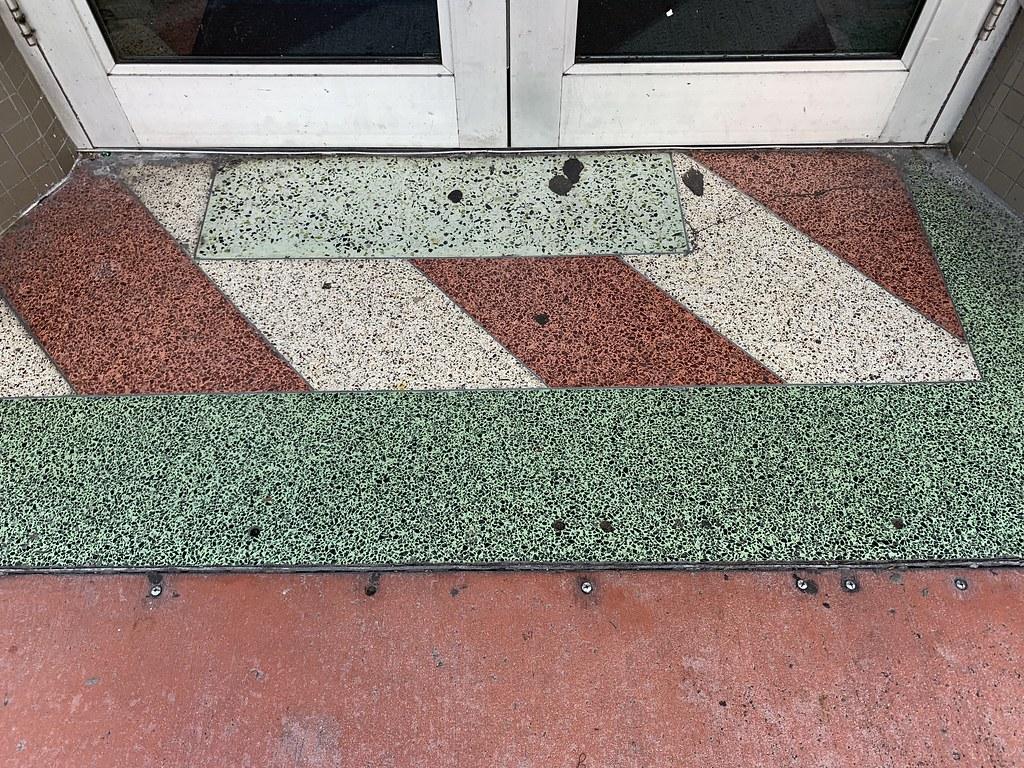 Terrazzo Floor Lincoln Road Mall South Beach Phillip